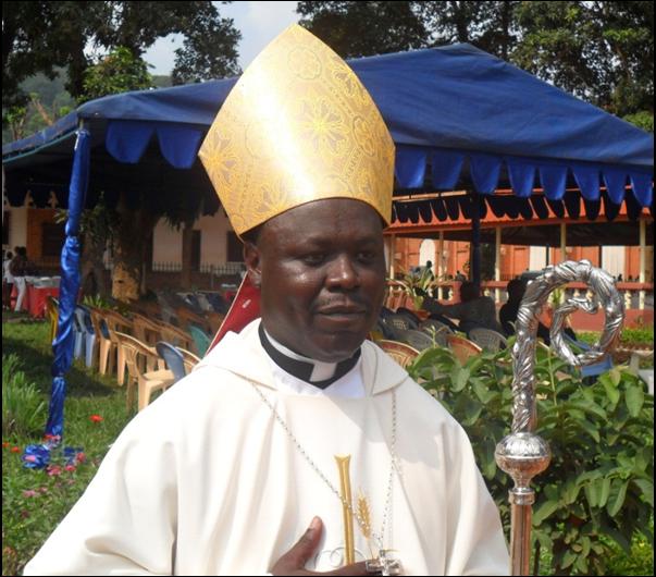 Message de Pâques de Mgr Nestor NONGO